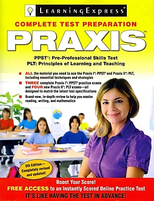 Praxis LLC LearningExpress Paperback