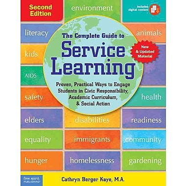 The Complete Guide to Service Learning Cathryn Berger Kaye M.A Paperback