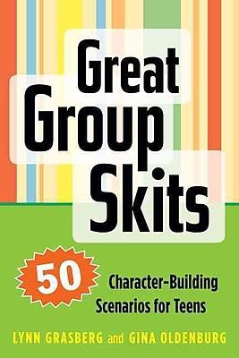 Great Group Skits Lynn Grasberg, Gina Oldenburg Paperback