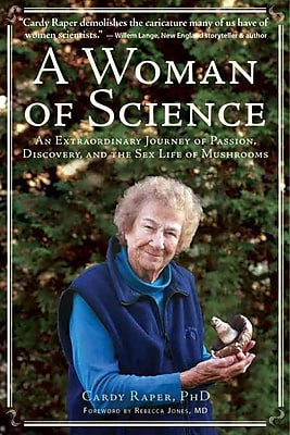 A Woman of Science Cardy Raper Paperback
