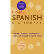 Collins Spanish Dictionary HarperCollins Publishers Mass Market Paperback