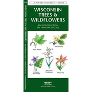 Wisconsin Trees & Wildflowers James Kavanagh Pamphlet