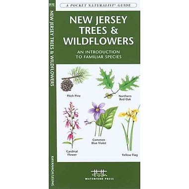 New Jersey Trees & Wildflowers James Kavanagh Pamphlet