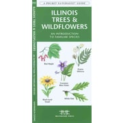 Illinois Trees & Wildflowers James Kavanagh Pamphlet