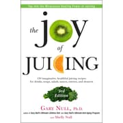 The Joy of Juicing, 3rd Edition Gary Null, Shelly Null Paperback