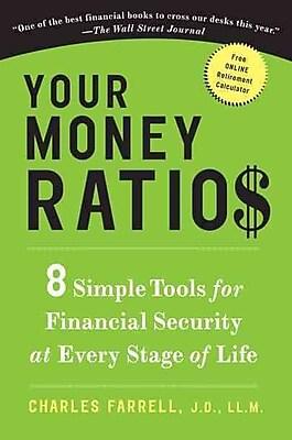 Your Money Ratios Charles Farrell J.D. LL.M Paperback