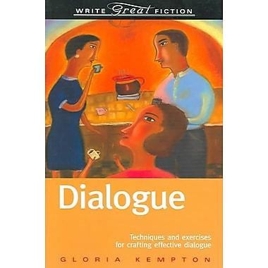 Dialogue Gloria Kempton Paperback