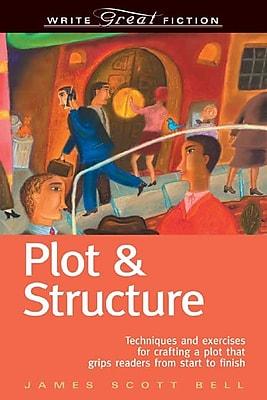 Plot & Structure James Scott Bell Paperback