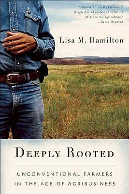 Deeply Rooted Lisa M. Hamilton Paperback