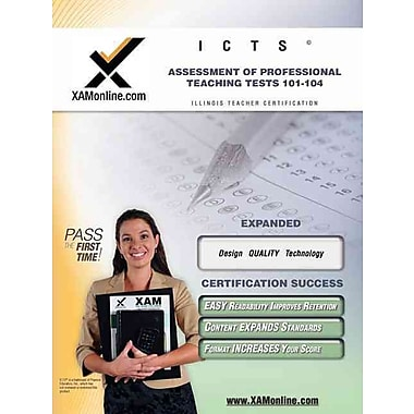 ILTS Assessment of Professional Teaching Tests 101-104 Sharon Wynne Paperback