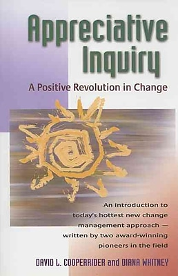 Appreciative Inquiry David L Cooperrider  , Diana Whitney  Paperback