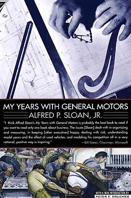 My Years With General Motors Alfred Sloan Paperback