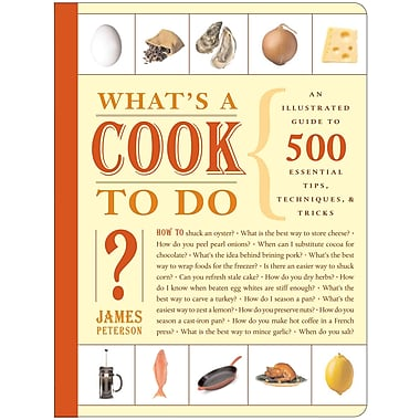 What's a Cook to Do James Peterson Paperback