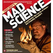 Theo Gray's Mad Science Hardcover