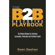 B2B Executive Playbook Sean Geehan Hardcover