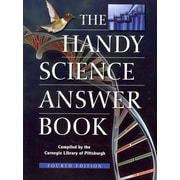 The Handy Science Answer Book The Carnegie Library of Pittsburgh Paperback