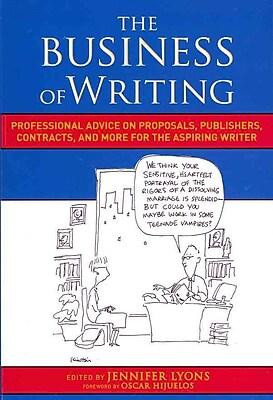 The Business of Writing Jennifer Lyons Paperback