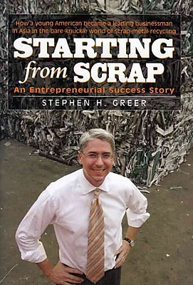 Starting from Scrap Stephen H. Greer Hardcover
