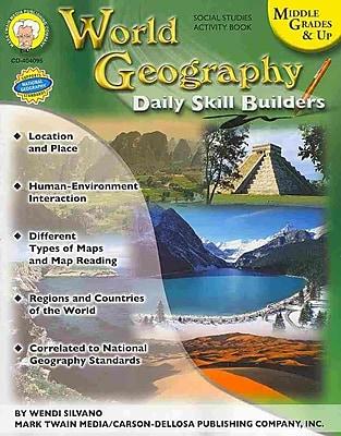 World Geography Wendi Silvano Paperback