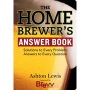 The Home Brewer's Answer Book Ashton Lewis  Paperback
