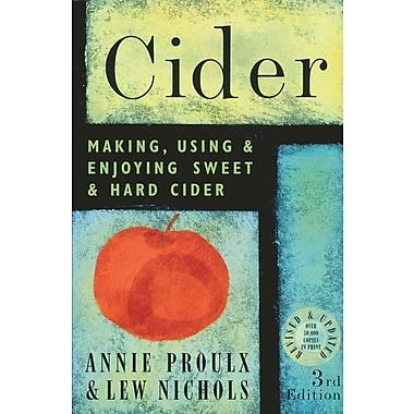Cider Lew Nichols, Annie Proulx Paperback