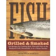Fish Grilled & Smoked John Manikowski Paperback