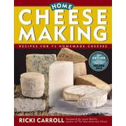 Home Cheese Making Ricki Carroll Paperback