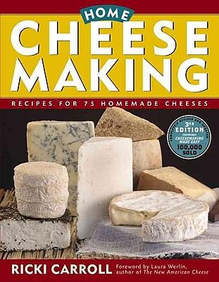 Home Cheese Making Ricki Carroll Paperback