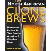 North American Clone Brews Scott R. Russell  Paperback