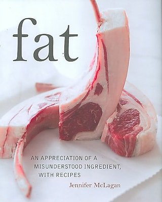 Fat Jennifer McLagan Hardcover