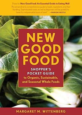 New Good Food Pocket Guide Margaret M. Wittenberg Paperback