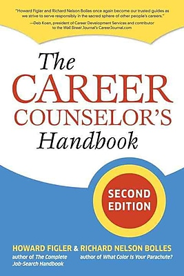 The Career Counselor's Handbook Howard Figler , Richard N. Bolles Paperback