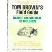 Tom Brown's Field Guide to Nature and Survival for Children Tom Brown Paperback