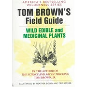 Tom Brown's Guide to Wild Edible and Medicinal Plants (Field Guide) Tom Brown Paperback