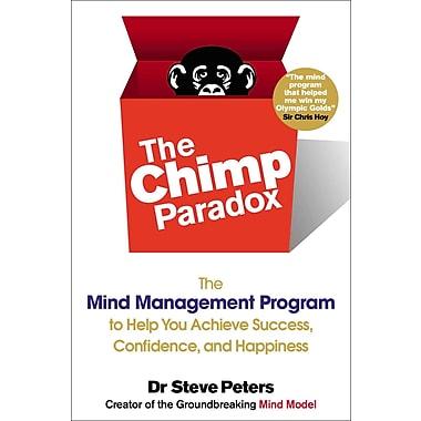 The Chimp Paradox Steve Peters Paperback