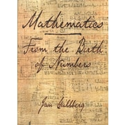 Mathematics: From the Birth of Numbers Jan Gullberg Hardcover