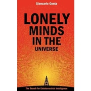 Lonely Minds in the Universe Giancarlo Genta Hardcover