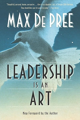 Leadership Is an Art Max Depree Paperback