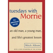 Tuesdays with Morrie Mitch Albom Hardcover