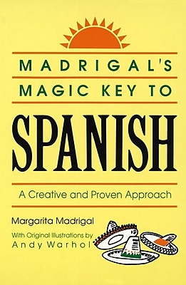 Madrigal's Magic Key to Spanish A Creative and Proven Approach Margarita Madrigal Paperback