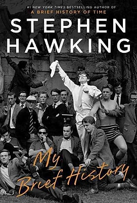 My Brief History [Deckle Edge] Stephen Hawking Hardcover