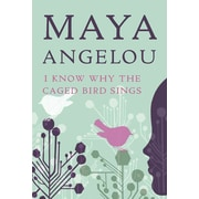 I Know Why the Caged Bird Sings Maya Angelou Mass Market Paperback