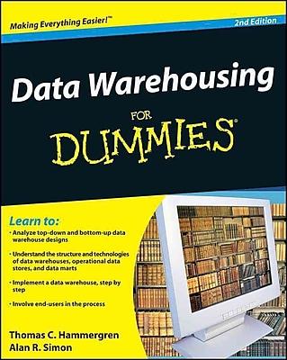 Data Warehousing For Dummies Thomas C. Hammergren Paperback