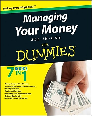 Managing Your Money All-In-One For Dummies Consumer Dummies Paperback