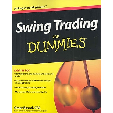 Swing Trading For Dummies Omar Bassal Paperback