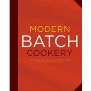 Modern Batch Cookery The Culinary Institute of America (CIA) Hardcover