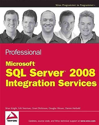 Professional Microsoft SQL Server 2008 Integration Services Paperback