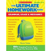 The Ultimate Homework Book Marvin Terban Paperback