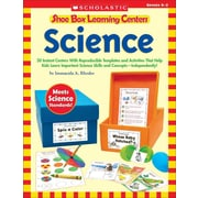 Shoe Box Learning Centers: Science Immacula Rhodes Paperback