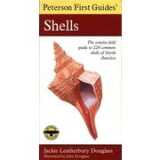 Peterson First Guide to Shells of North America Jackie Leatherbury Douglass Paperback
